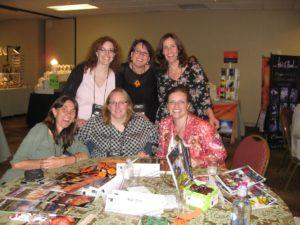 Lexxie Couper, Jess Dee, Rhian Cahill, Jayne and Lila Dubois