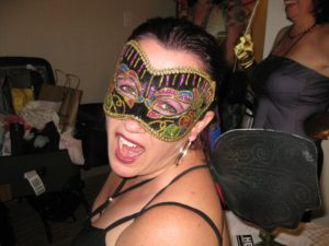 Lexxie on Masquerade Night