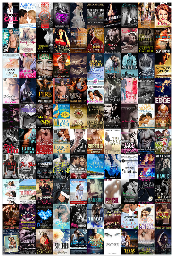Big Romance Author $3,000 Spring Giveaway April 1-30th, 2016